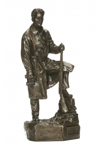 1916 Irish Volunteer Bronze Figure 30cm