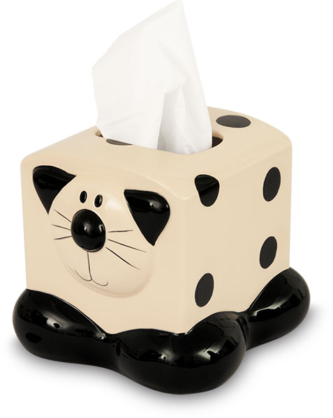 2Kewt Ceramic Tissue Box