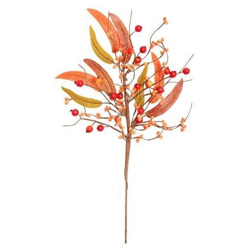 Autumn Pip Berry Stem