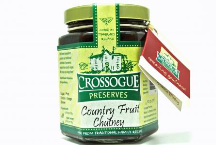 Crossogue Harvest Fruit Chutney 37g