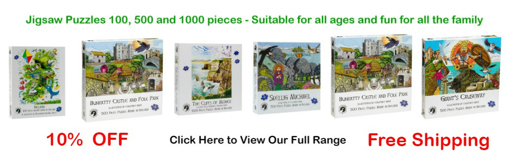 Jigsaw Puzzles 10% OFF