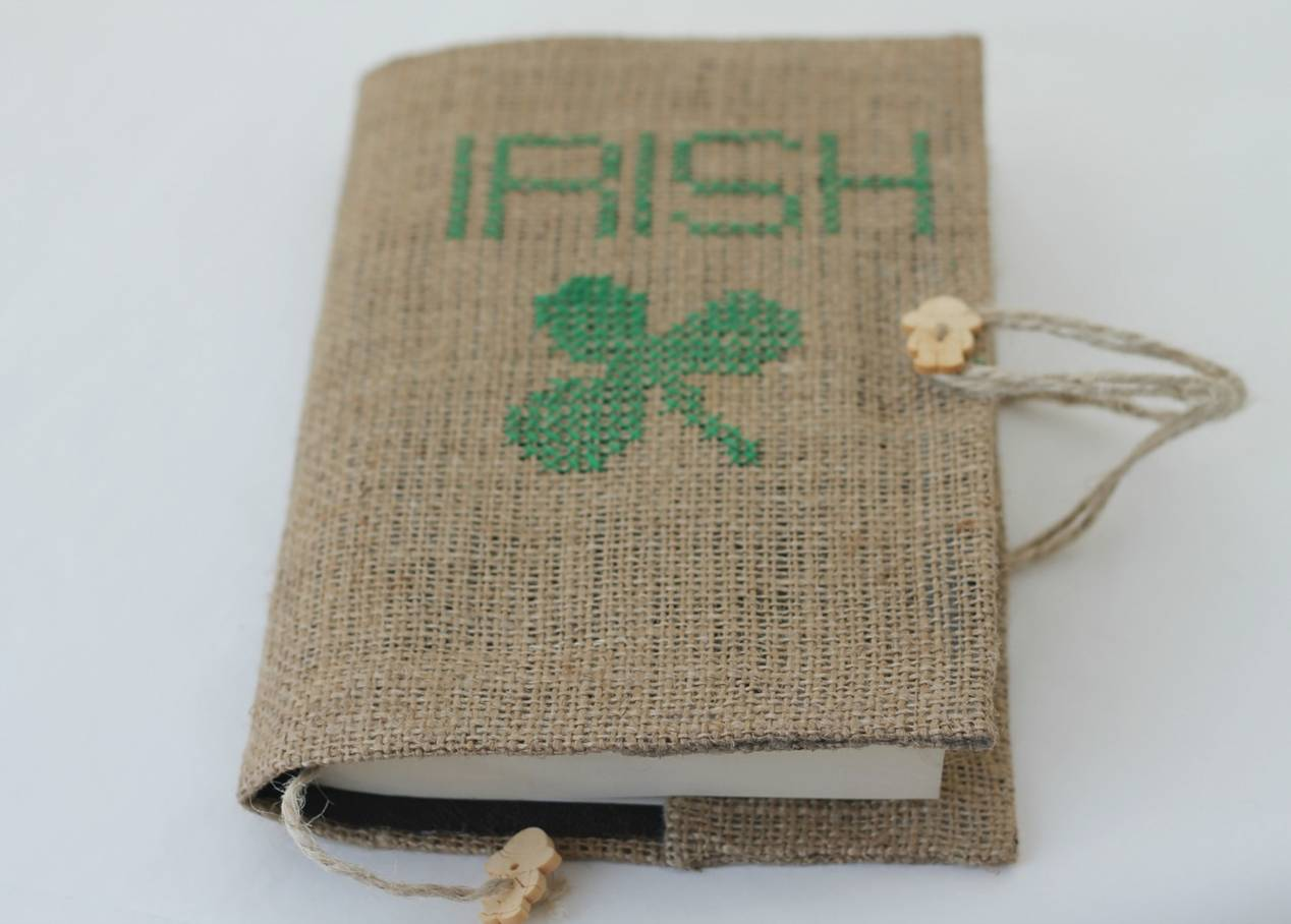 The Shamrock Book Bag