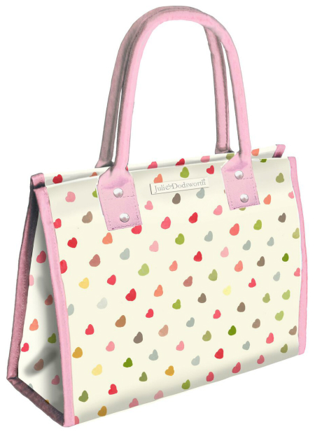 Sweetheart PVC City Bag