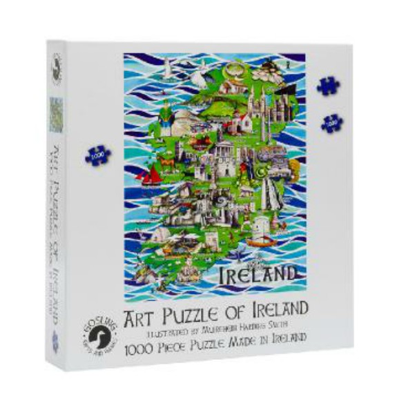 Jigsaw Puzzles and Board Games