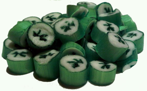 Irish Shamrock Sweets